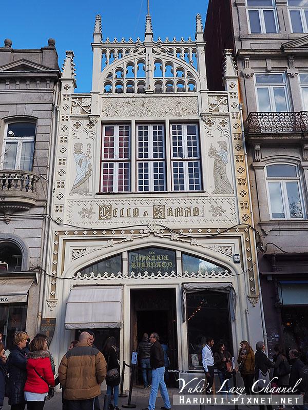 世界最美書店葡萄牙porto萊羅書店Livraria Lello2