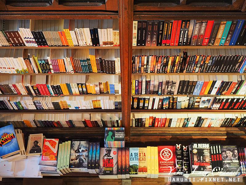 世界最美書店葡萄牙porto萊羅書店Livraria Lello8