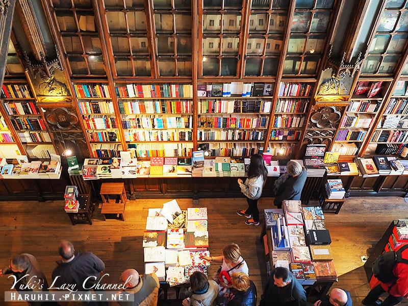 世界最美書店葡萄牙porto萊羅書店Livraria Lello9