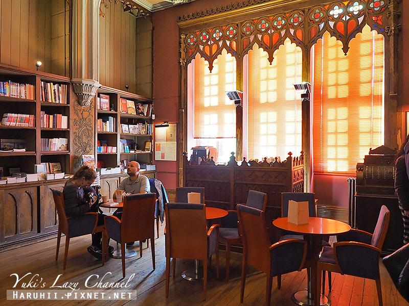 世界最美書店葡萄牙porto萊羅書店Livraria Lello10
