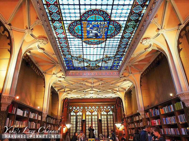 世界最美書店葡萄牙porto萊羅書店Livraria Lello11