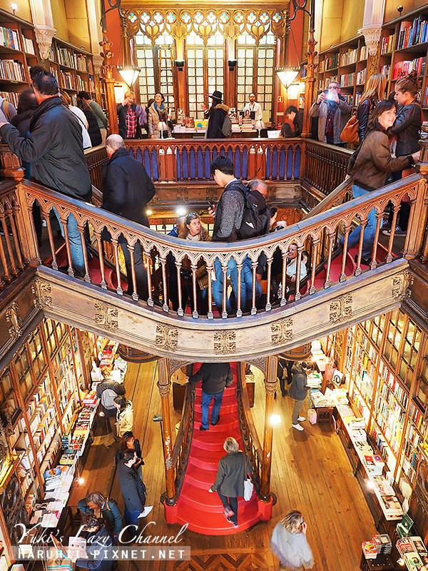 世界最美書店葡萄牙porto萊羅書店Livraria Lello13