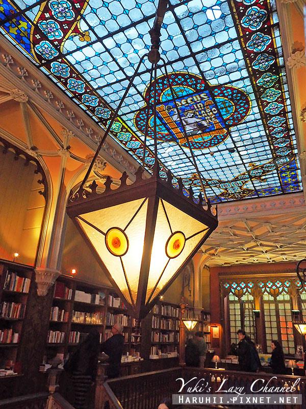 世界最美書店葡萄牙porto萊羅書店Livraria Lello15