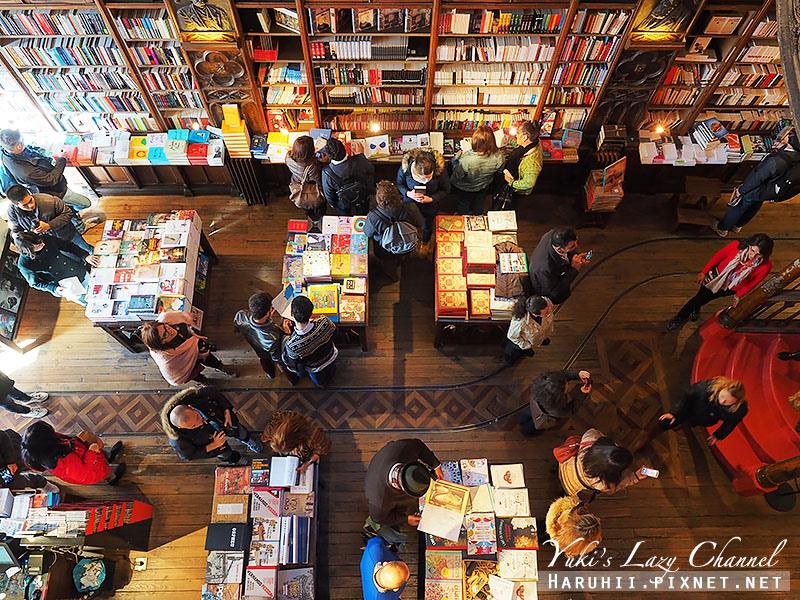 世界最美書店葡萄牙porto萊羅書店Livraria Lello16