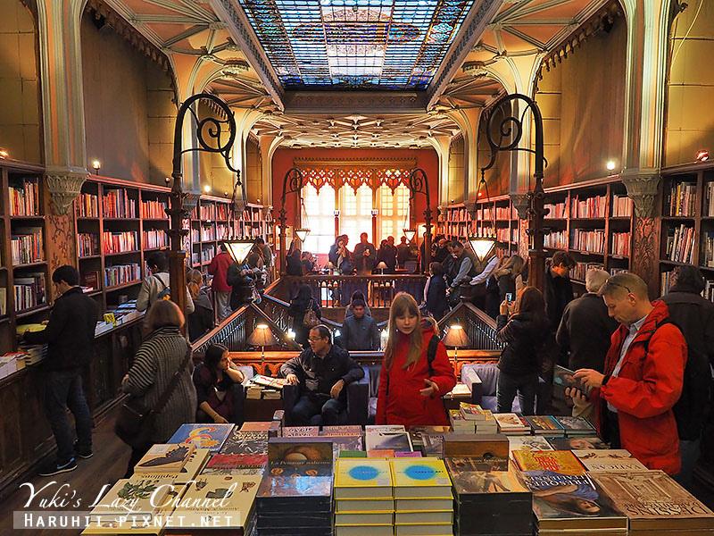 世界最美書店葡萄牙porto萊羅書店Livraria Lello18