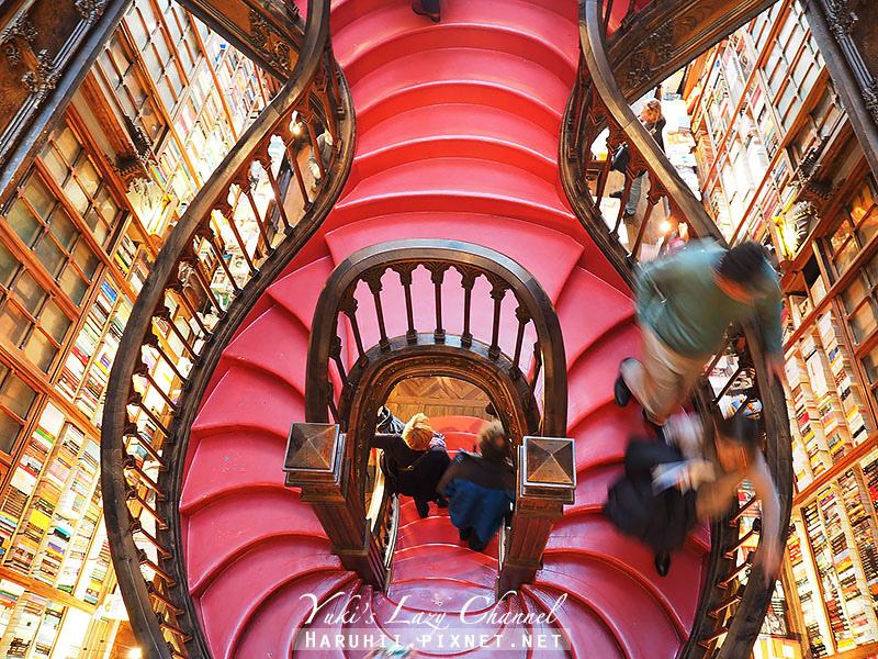 世界最美書店葡萄牙porto萊羅書店Livraria Lello19