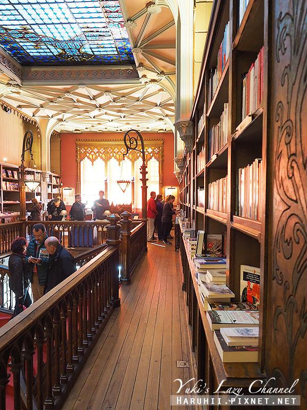 世界最美書店葡萄牙porto萊羅書店Livraria Lello20