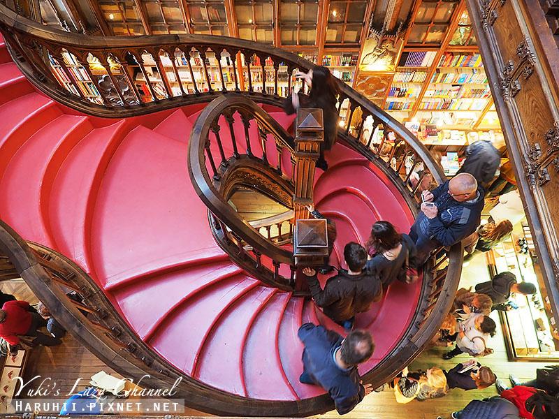世界最美書店葡萄牙porto萊羅書店Livraria Lello21