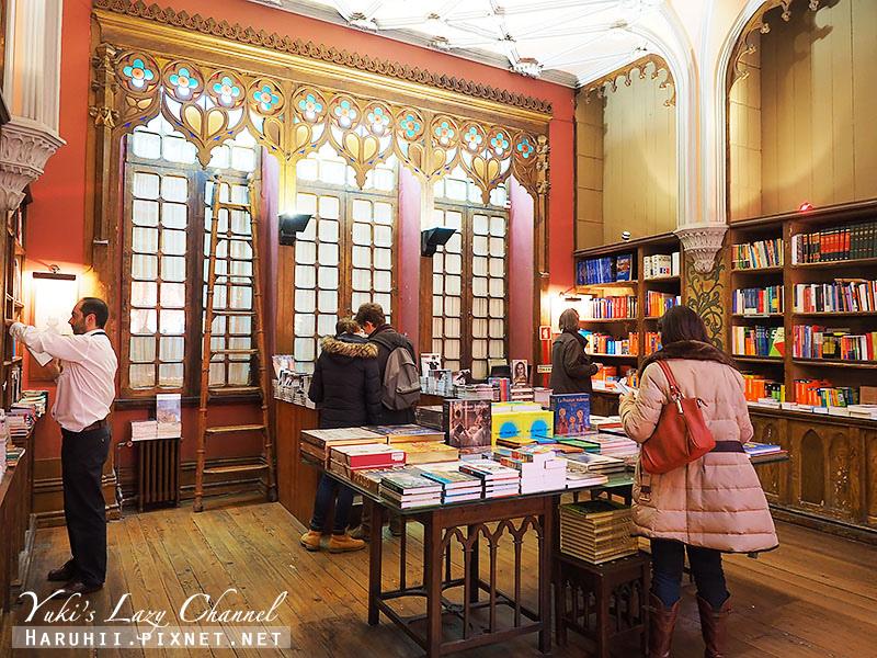 世界最美書店葡萄牙porto萊羅書店Livraria Lello22