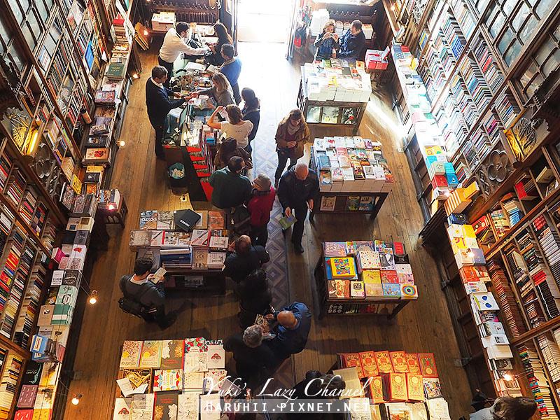 世界最美書店葡萄牙porto萊羅書店Livraria Lello24