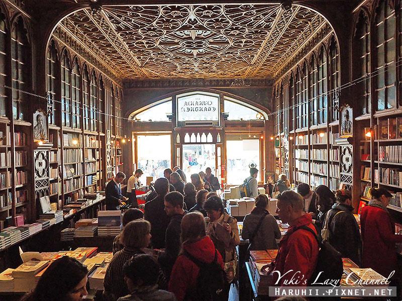 世界最美書店葡萄牙porto萊羅書店Livraria Lello26