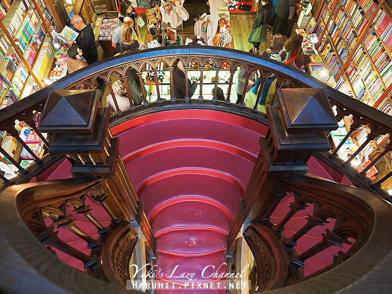 世界最美書店葡萄牙porto萊羅書店Livraria Lello28