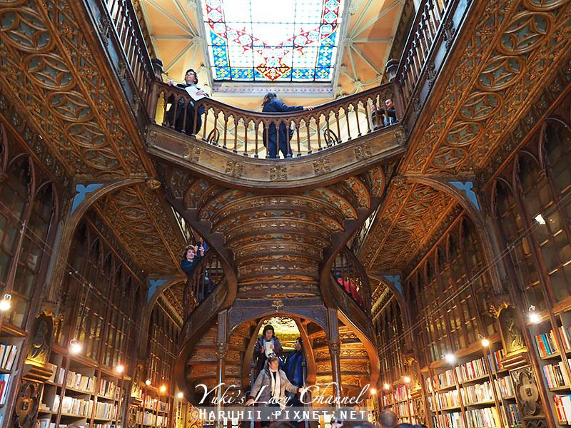 世界最美書店葡萄牙porto萊羅書店Livraria Lello29