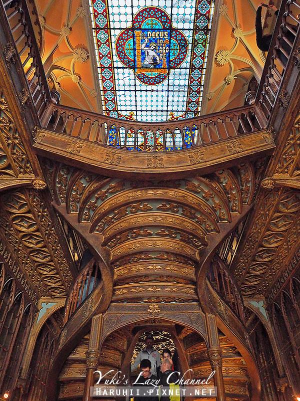 世界最美書店葡萄牙porto萊羅書店Livraria Lello31