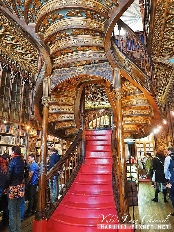 世界最美書店葡萄牙porto萊羅書店Livraria Lello32