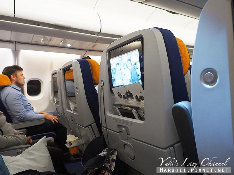 德國漢莎航空香港-慕尼黑1