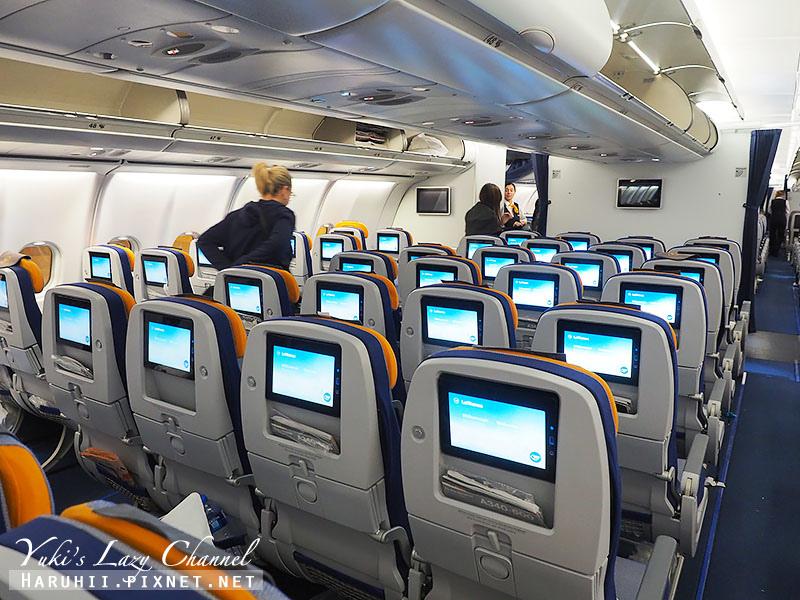 德國漢莎航空香港-慕尼黑2