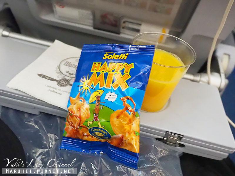 德國漢莎航空香港-慕尼黑5