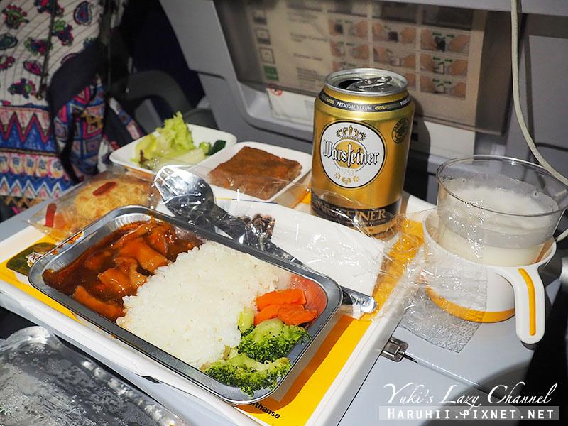 德國漢莎航空香港-慕尼黑7