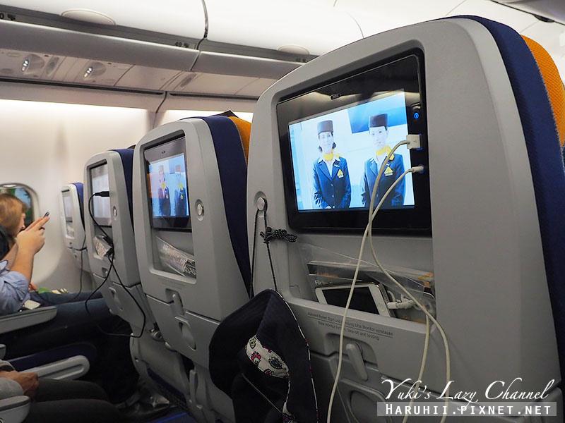 德國漢莎航空香港-慕尼黑11