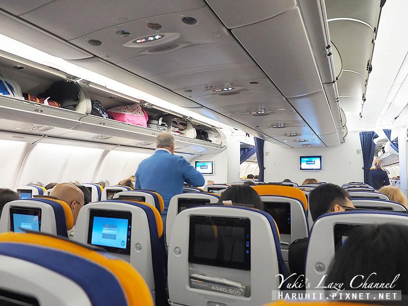 德國漢莎航空香港-慕尼黑13