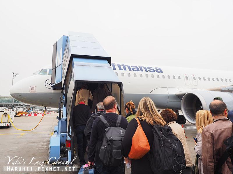 德國漢莎航空慕尼黑-馬德里