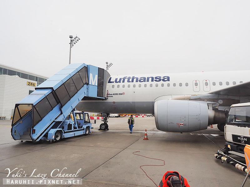 德國漢莎航空慕尼黑-馬德里1