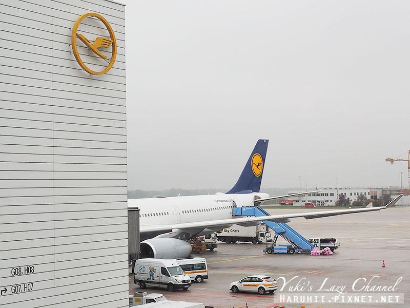 德國慕尼黑機場漢莎航空2
