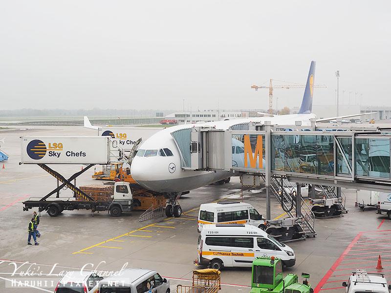 德國慕尼黑機場漢莎航空3