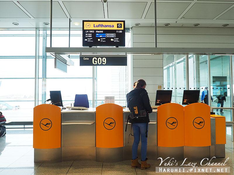 德國慕尼黑機場漢莎航空6