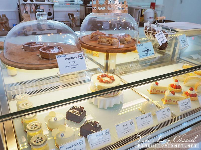 板橋稻町森法式甜點舖11