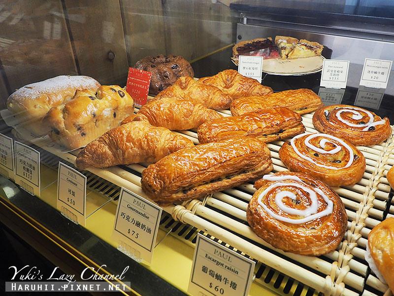 內湖美食PAUL麵包沙龍晚餐3