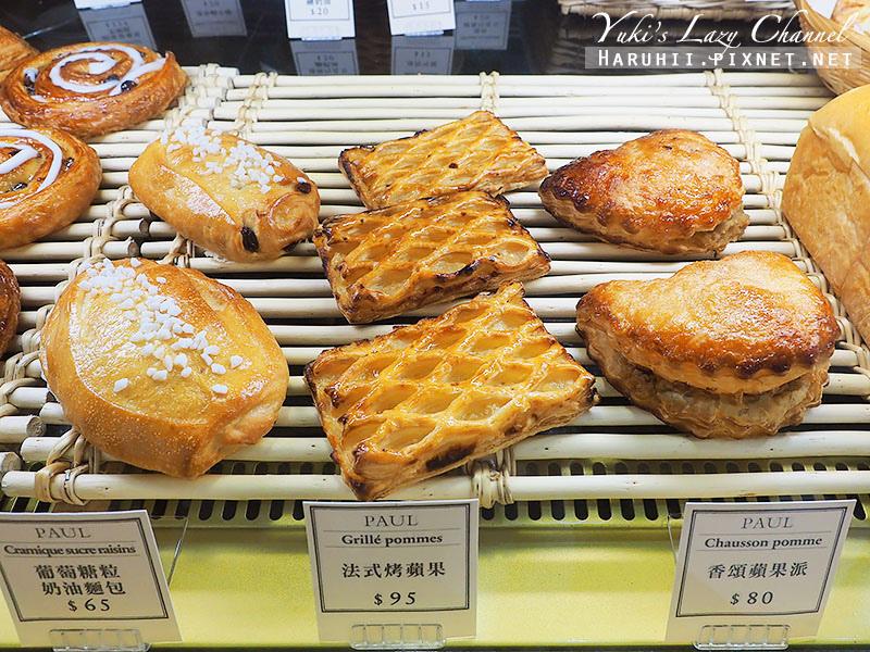 內湖美食PAUL麵包沙龍晚餐4