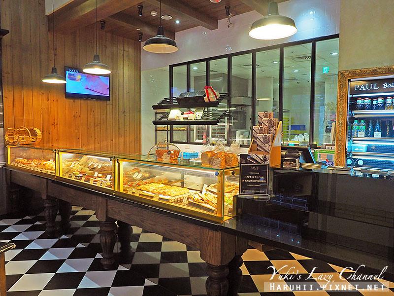 內湖美食PAUL麵包沙龍晚餐9