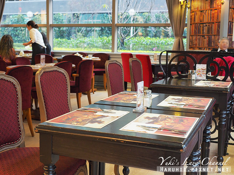 內湖美食PAUL麵包沙龍晚餐12