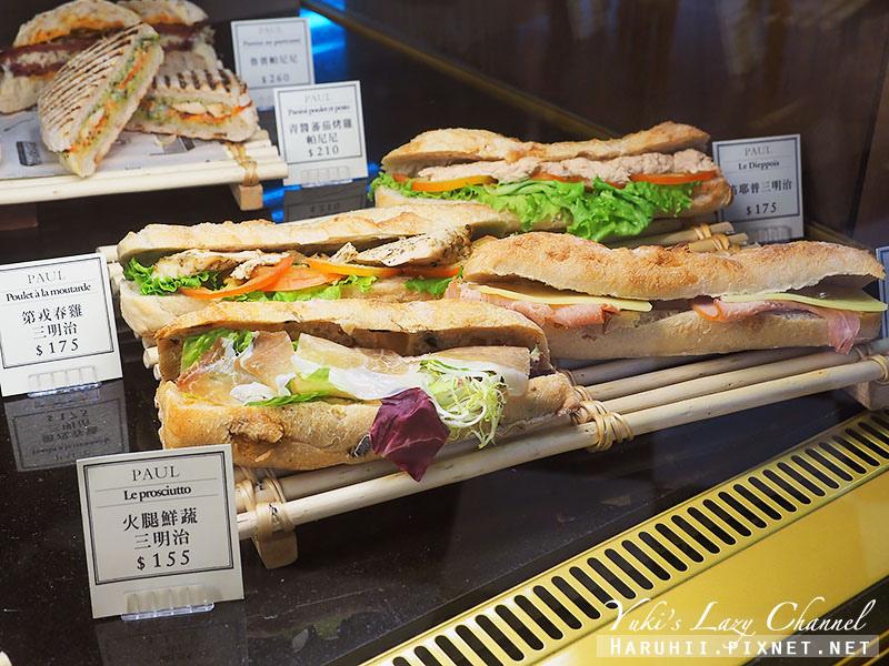 內湖美食PAUL麵包沙龍晚餐17
