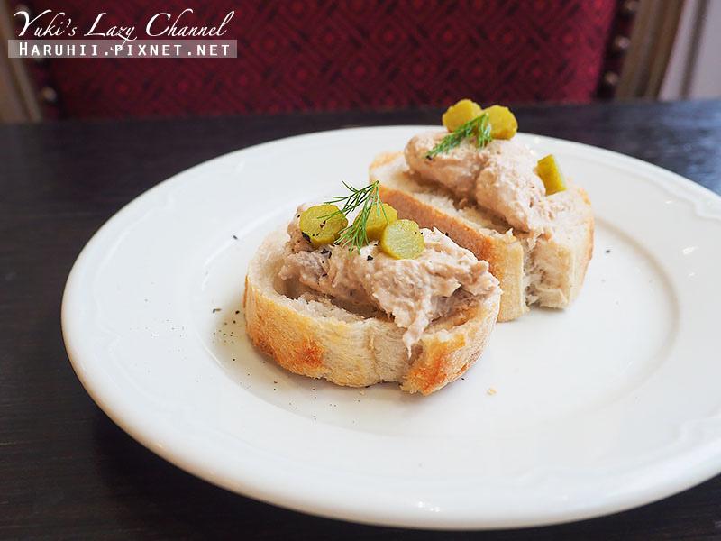 內湖美食PAUL麵包沙龍晚餐21