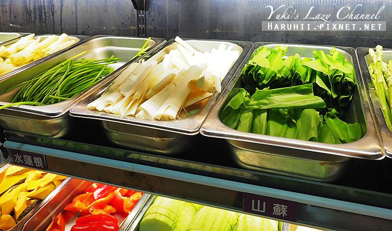 東區美食蒙古紅蒙古火鍋鴛鴦麻辣鍋吃到飽14