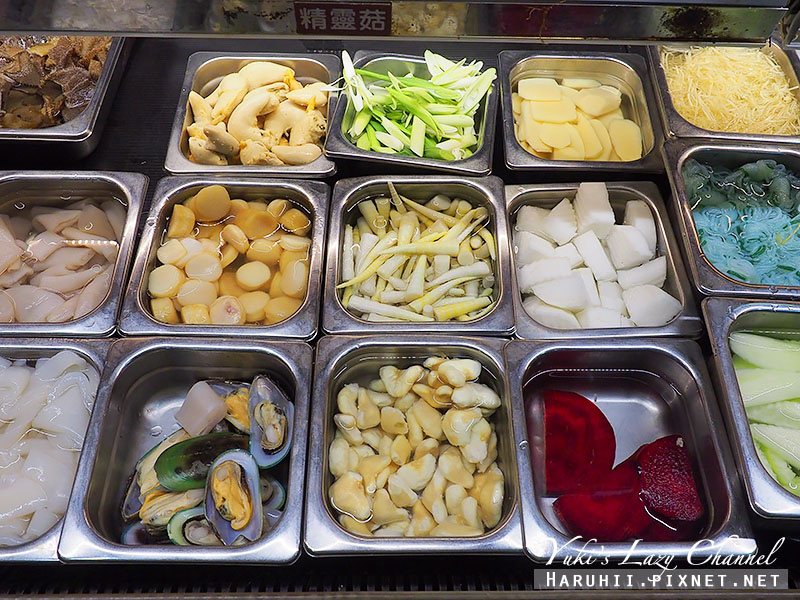 東區美食蒙古紅蒙古火鍋鴛鴦麻辣鍋吃到飽17