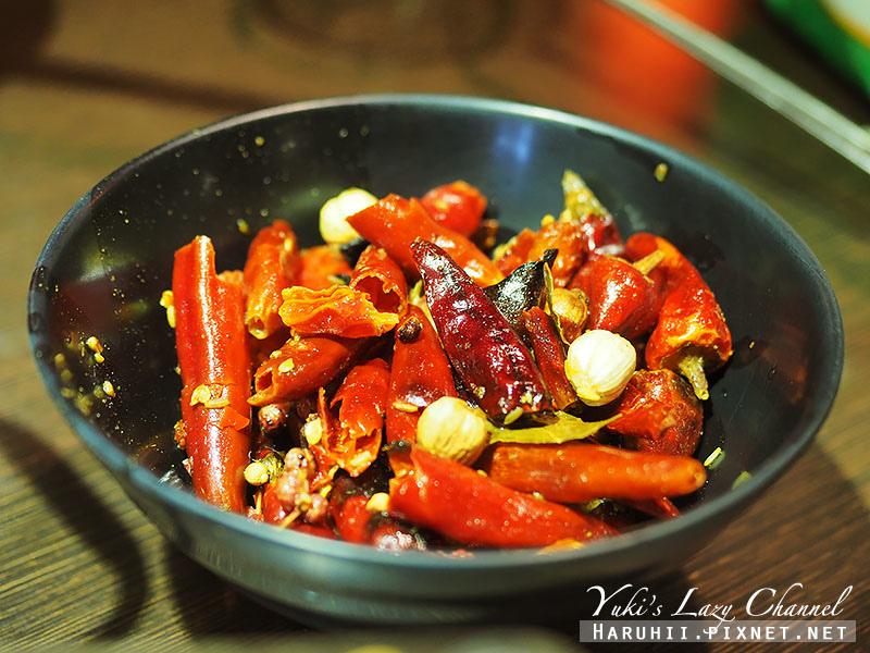 東區美食蒙古紅蒙古火鍋鴛鴦麻辣鍋吃到飽25