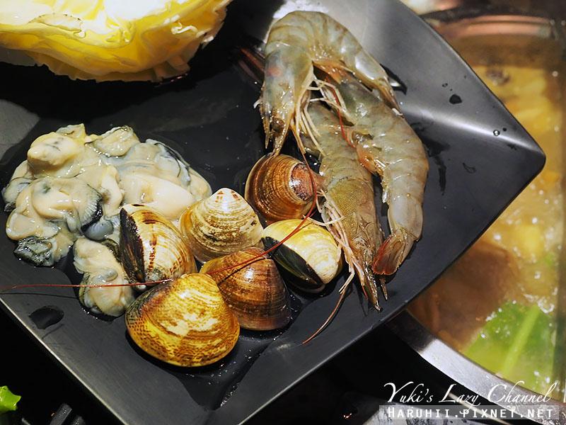 東區美食蒙古紅蒙古火鍋鴛鴦麻辣鍋吃到飽43