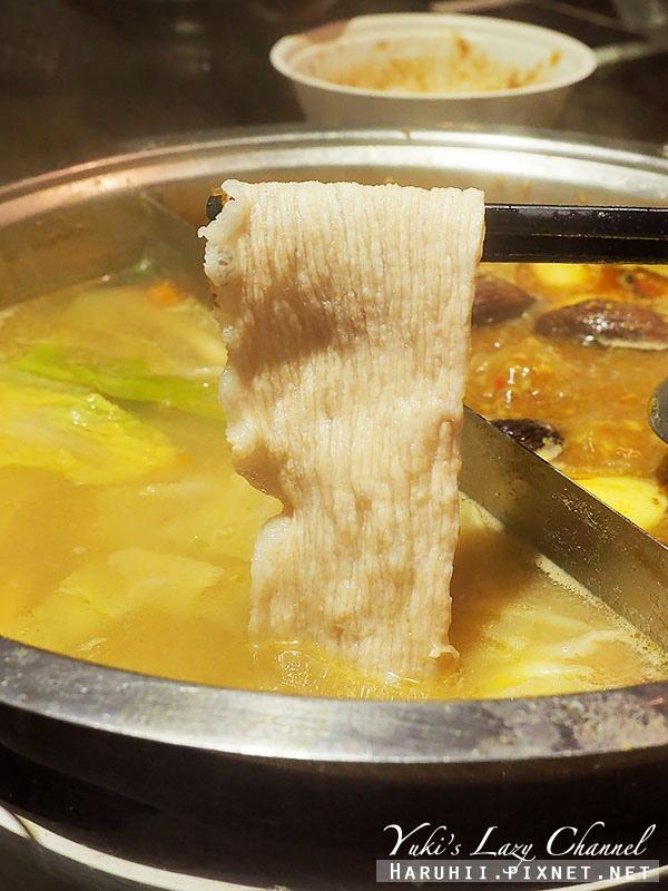 東區美食蒙古紅蒙古火鍋鴛鴦麻辣鍋吃到飽47