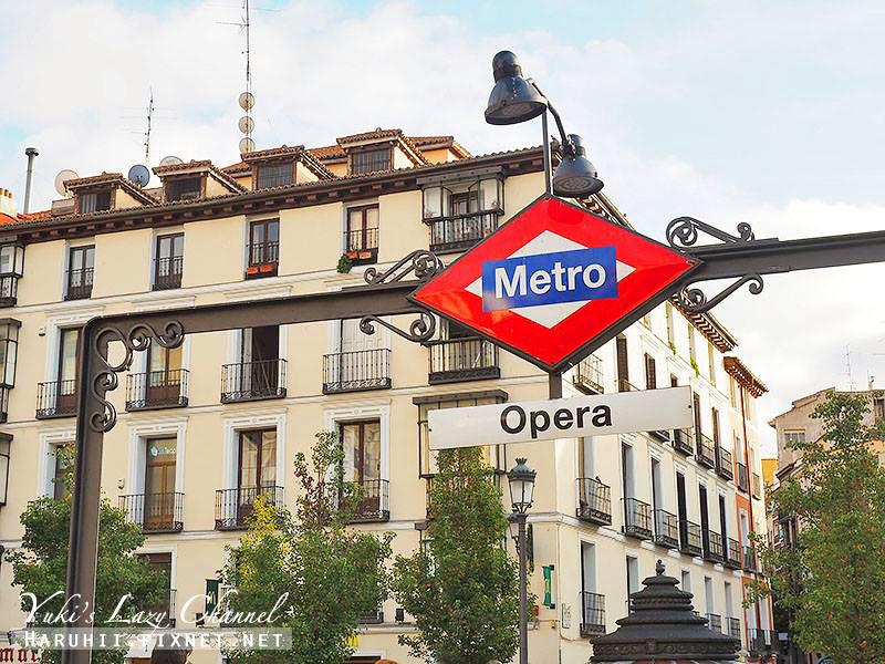 馬德里Madrid交通