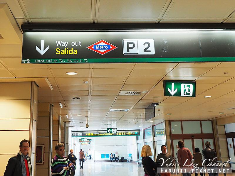馬德里交通11