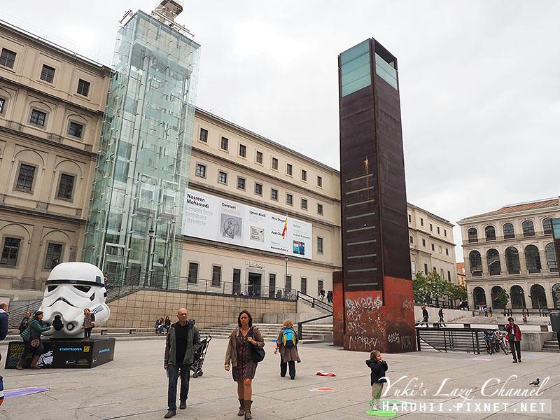 馬德里蘇菲亞王妃藝術中心2
