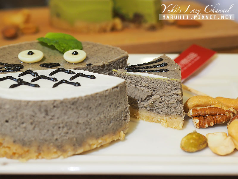 初米咖啡龍貓大眼仔蛋糕19