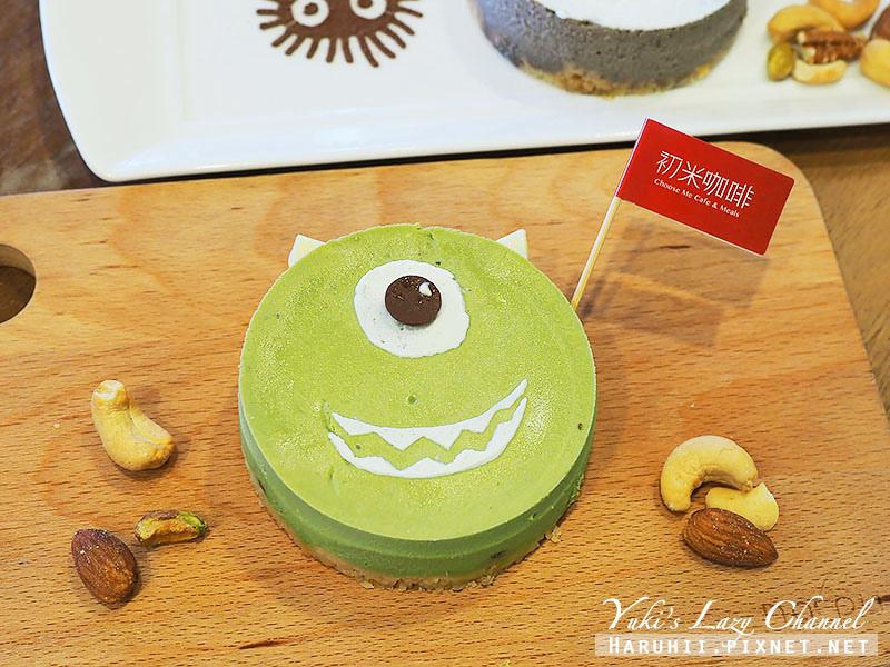 初米咖啡龍貓大眼仔蛋糕16