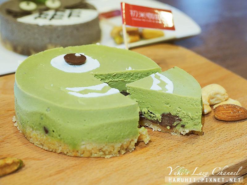 初米咖啡龍貓大眼仔蛋糕18