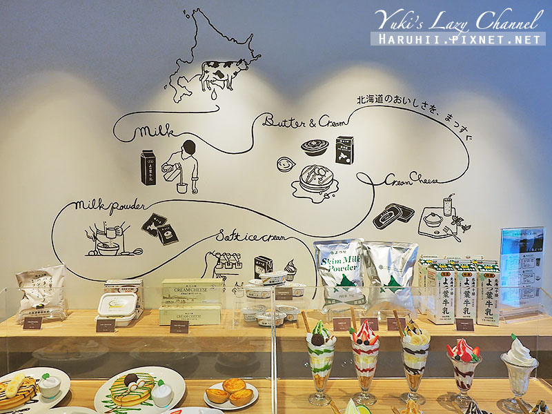 whitecosy北海道四葉霜淇淋5
