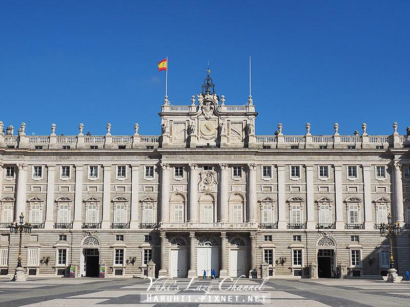 馬德里必去馬德里王宮